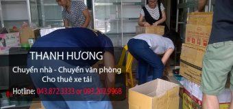 Chuyển nhà trọn gói 365 tại phố Võ Văn Dũng