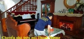 Dịch vụ chuyển nhà trọn gói tại phố Trần Duy Hưng