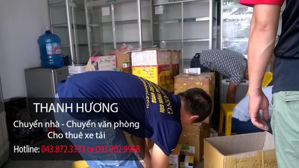Chuyển nhà 365 tại phố Phú Viên