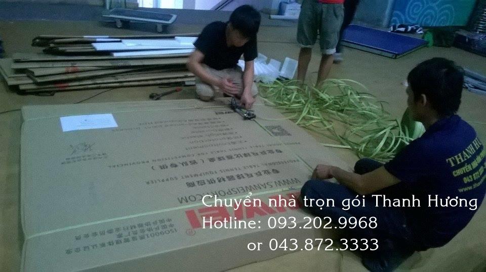 Chuyển văn phòng chuyên nghiệp tại đường Đồng Bông
