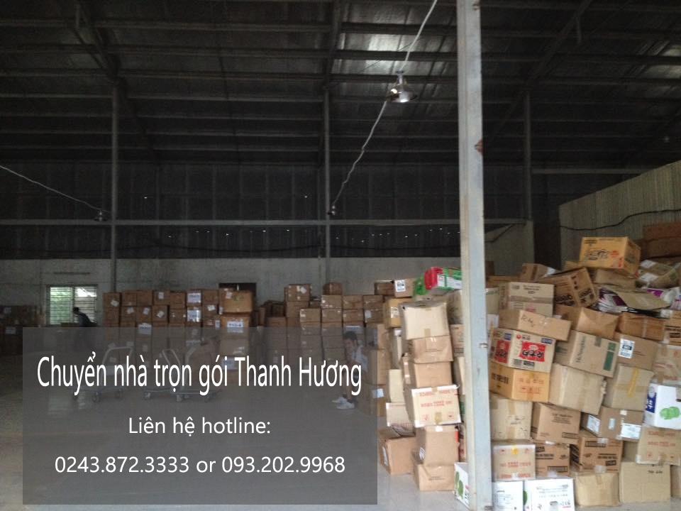 Dịch vụ chuyển nhà trọn gói 365 tại phố Gia Quất-093.202.9968