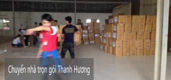 Dịch vụ chuyển nhà trọn gói tại phố Vũ Xuân Thiều