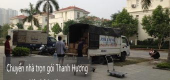 Dịch vụ chuyển nhà trọn gói 365 tại phố Tân Thụy