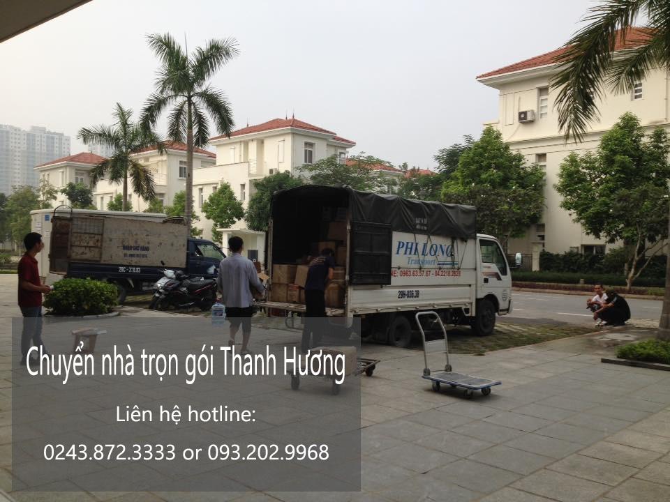 Dịch vụ chuyển nhà trọn gói 365 tại phố Tân Thụy-093.202.9968