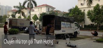 Dịch vụ chuyển nhà trọn gói 365 ngày tại phố Hoàng Như Tiếp