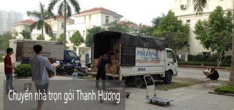 Dịch vụ chuyển nhà trọn gói tại phố Lâm Hạ