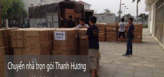 Dịch vụ chuyển nhà trọn gói uy tín tại phố Ô Cách