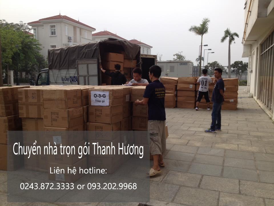 Dịch vụ chuyển nhà trọn gói uy tín tại phố Ô Cách-093.202.9968