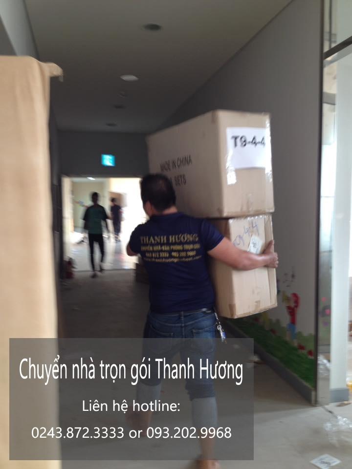Dịch vụ chuyển nhà trọn gói 365 tại phố Nguyễn Thị Thập