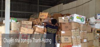 Dịch vụ chuyển nhà trọn gói 365 tại phố Hoàng Hoa Thám