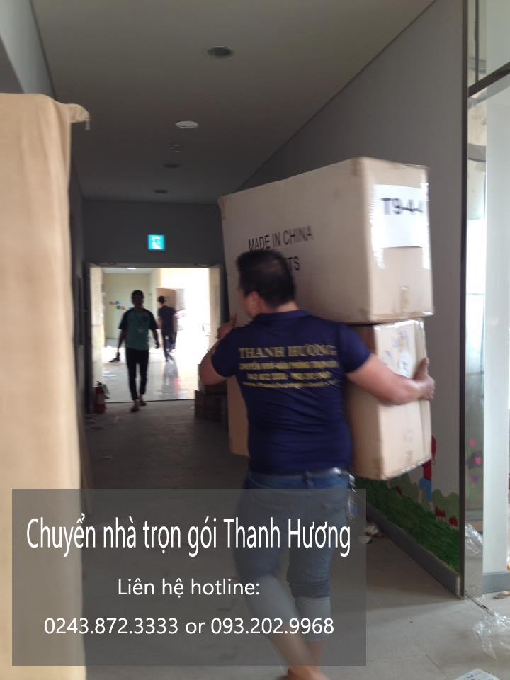 Dịch vụ chuyển nhà trọn gói tại phố Cửu Việt