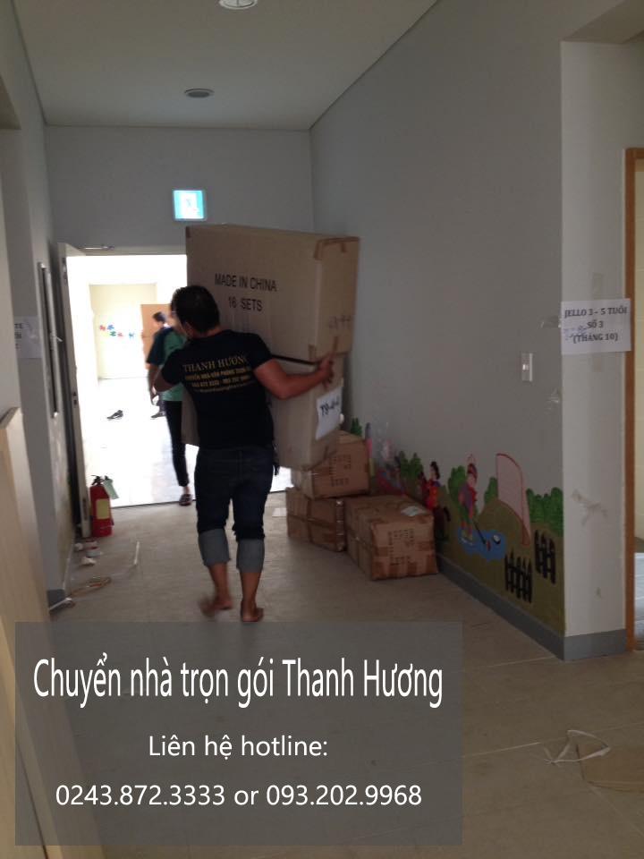 Dịch vụ chuyển nhà trọn gói 365 tại phố Nguyễn Khánh Toàn