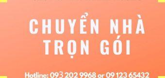 Dịch vụ chuyển nhà trọn gói 365 tại xã Hồng Minh