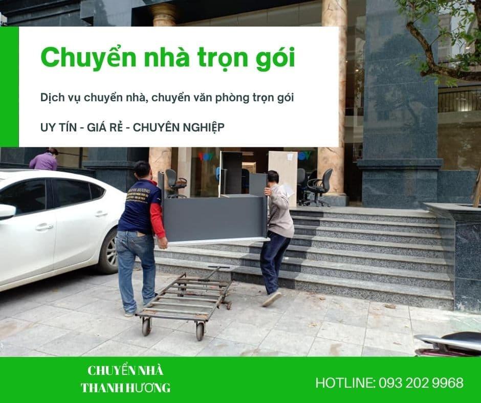 Chuyển nhà trọn gói giá rẻ 365 Thanh Hương tại Hà Nội