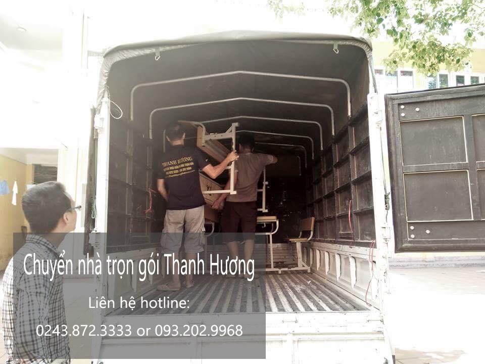 Dịch chuyển nhà trọn gói 365 tại phố đường Lạc Long Quân