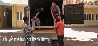 Chuyển nhà trọn gói 365 tại phố Hàng Dầu