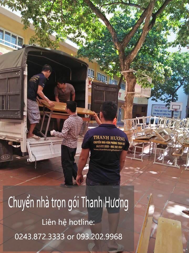 Dịch vụ chuyển nhà trọn gói 365 tại phố Mai Động