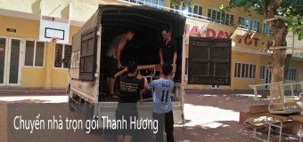 Chuyển nhà trọn gói 365 tại phố Hàng Thùng