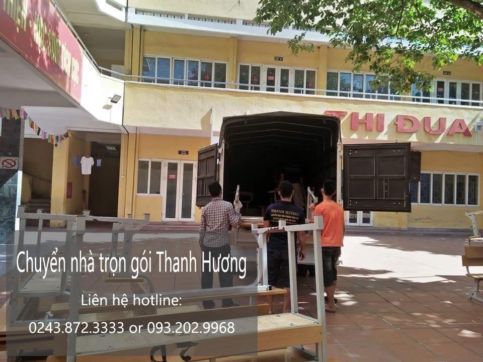 Chuyển nhà trọn gói 365 tại phố Văn Quán