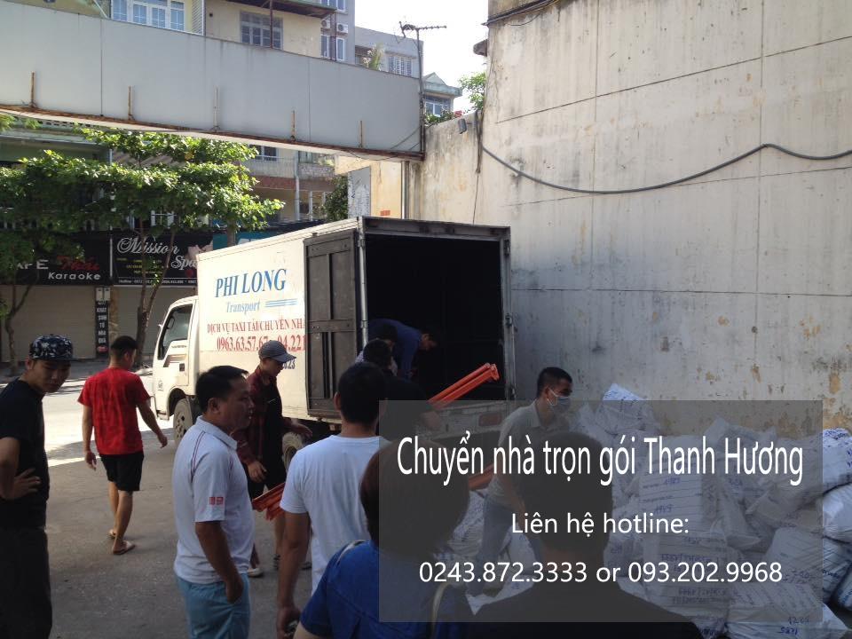 Dịch vụ vận chuyển nhà trọn gói 365 tại đường Nguyễn Huy Thuận