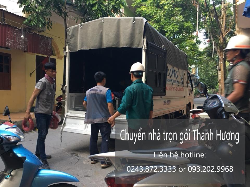 Chuyển nhà trọn gói 365 tại phố Phan Văn Đáng