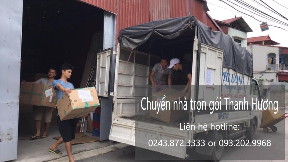 Chuyển nhà trọn gói 365 tại phố Phú Lương
