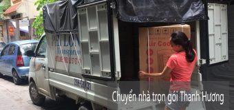 Chuyển nhà trọn gói 365 tại phố Khâm Thiên