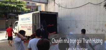 Chuyển nhà trọn gói 365 tại phố Châu Long