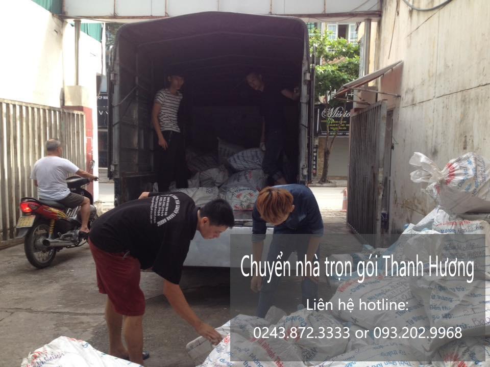 Chuyển nhà trọn gói 365 tại phố Nguyễn Chế Nghĩa