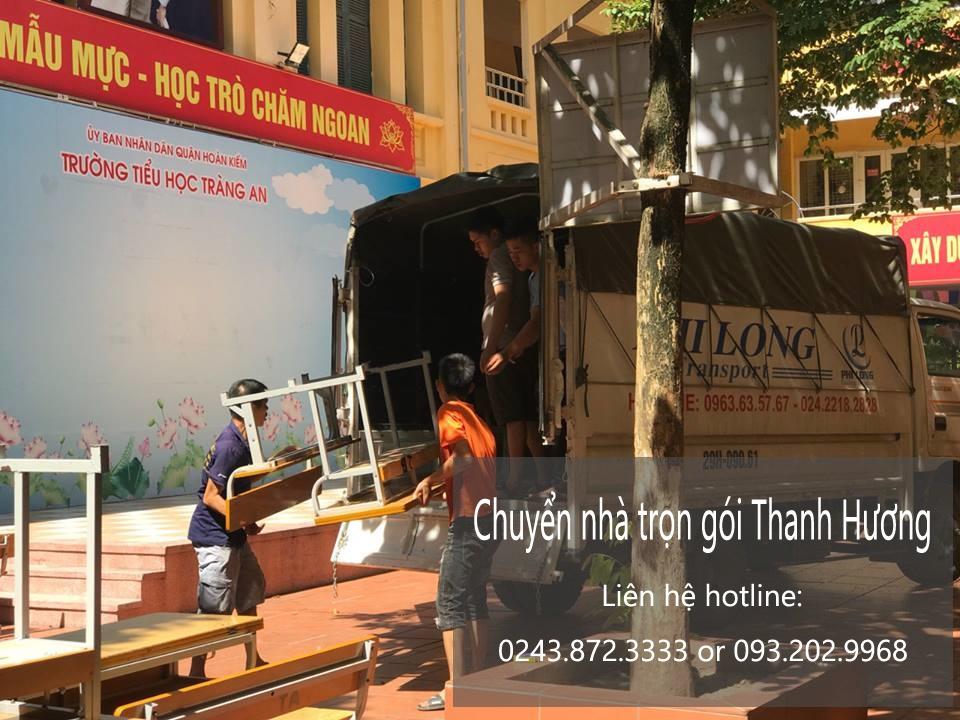 Chuyển nhà trọn gói 365 tại phố Đặng Thai Mai