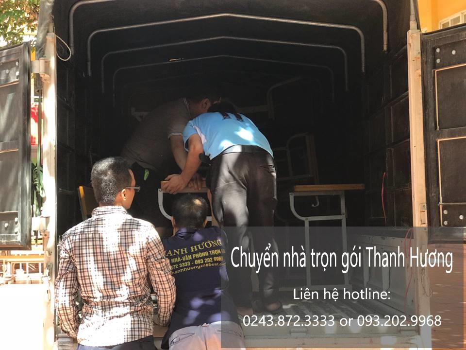Chuyển nhà trọn gói 365 tại phố Nguyễn Duy Dương