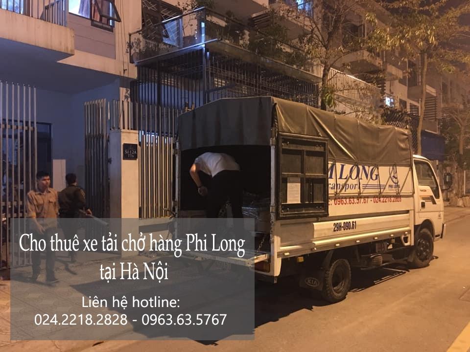 Dịch vụ chuyển nhà trọn gói 365 tại đường Mỹ Đình