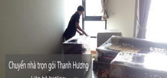 Dịch vụ chuyển nhà trọn gói Thanh Hương tại phố Hoàng Diệu