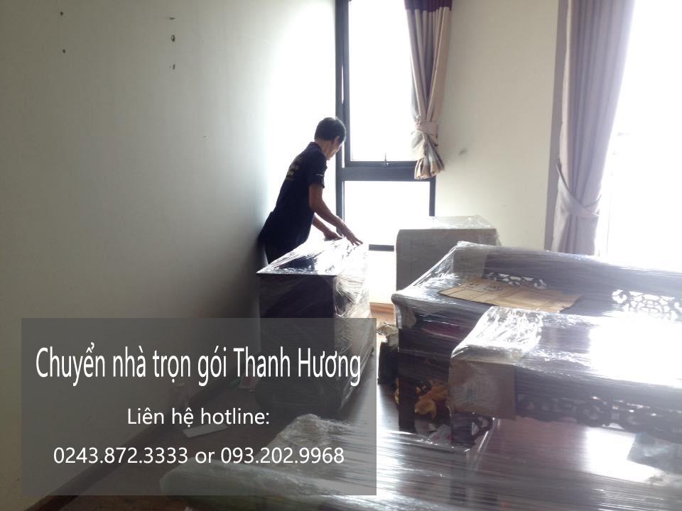 Chuyển nhà trọn gói 365 tại phố Trần Kim Xuyến