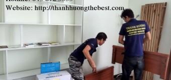Dịch vụ chuyển văn phòng trọn gói phố An Dương Vương