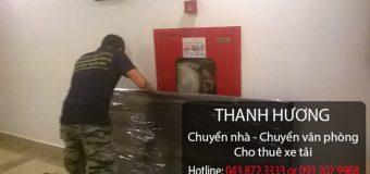 Chuyển nhà trọn gói 365 tại phố Chu Huy Mân