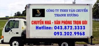 Taxi tải giá rẻ chuyên nghiệp Thanh Hương