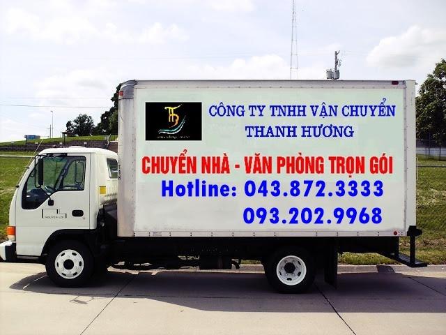 taxi tải Thanh Hương