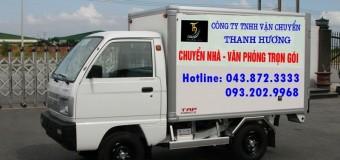Dịch vụ taxi tải giá rẻ nhanh tại quận Long Biên