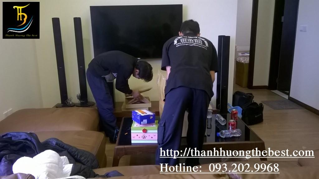 hình ảnh đóng gói đồ chuyển nhà Thanh hương