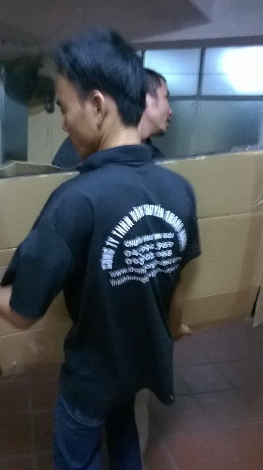 Hình ảnh thợ chuyển nhà Thanh Hương