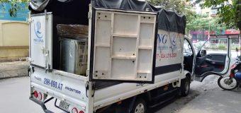 Xe tải chất lượng cao Thanh Hươnh phố Chùa Hà
