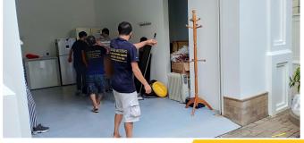 Dịch vụ chuyển nhà trọn gói 365 tại phố Lạc Nghiệp