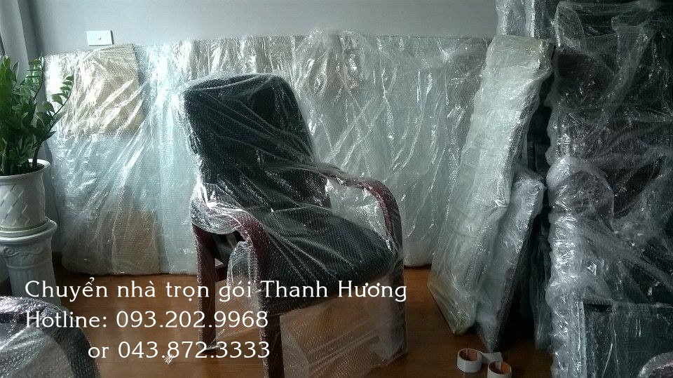 Chuyển nhà trọn gói chỉ có tại phố Phạm Thận Duật với Thanh Hương