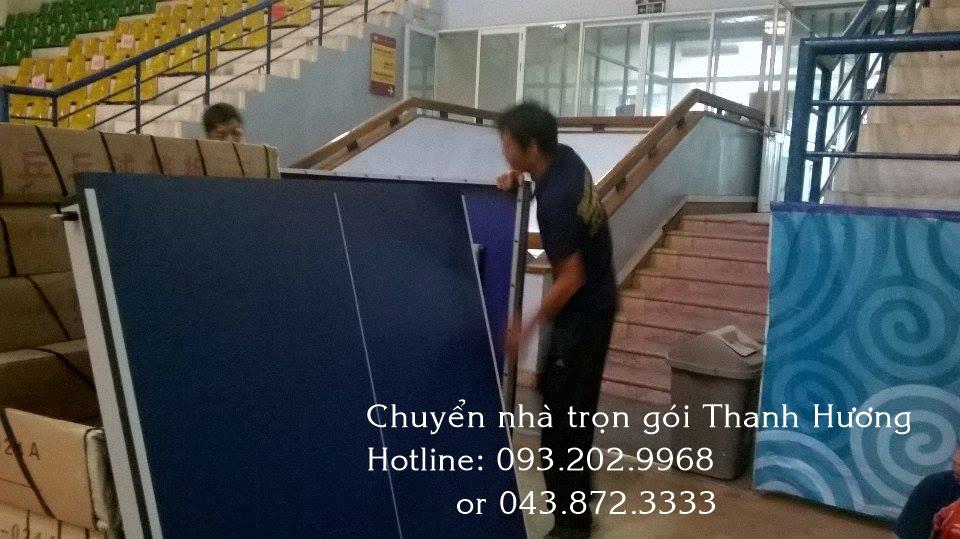 Chuyển văn phòng giá rẻ đường Trần Vỹ với Thanh Hương