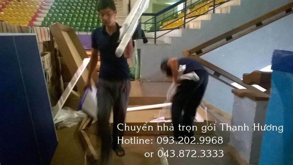 Thanh Hương chuyển văn phòng giá rẻ tại Doãn Kế Thiện
