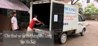 Dịch vụ chuyển nhà trọn gói tại đường Miếu Đầm
