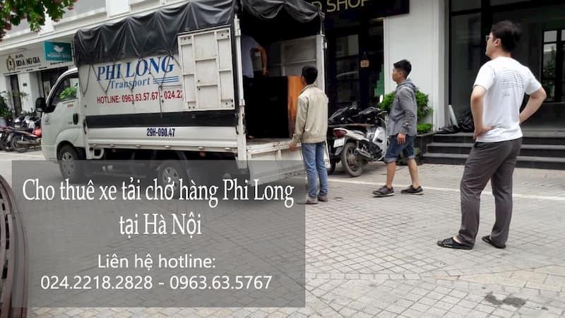 Chuyển nhà chất lượng cao Thanh Hương phố Cổng Đục
