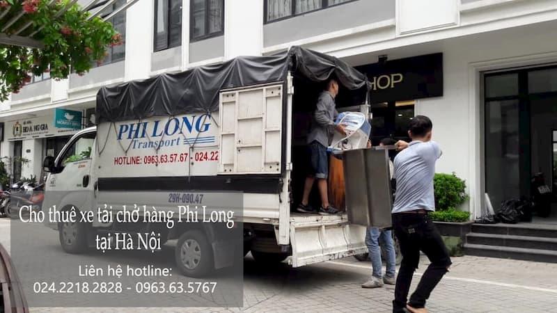 Chuyển nhà chất lượng giá rẻ Thanh Hương phố Kiều Mai
