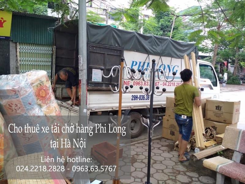 Chuyển nhà chất lượng Thanh Hương quận Tây Hồ